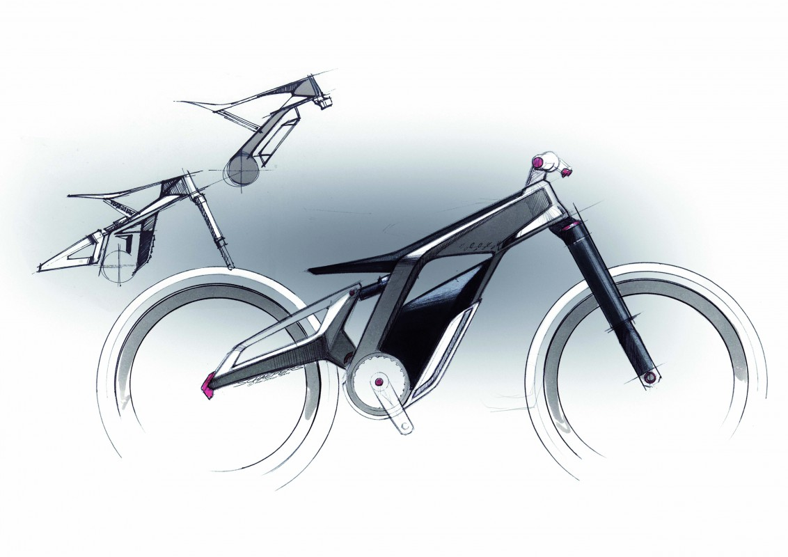audi concept woerthersee bike gallery w on behance rthersee e