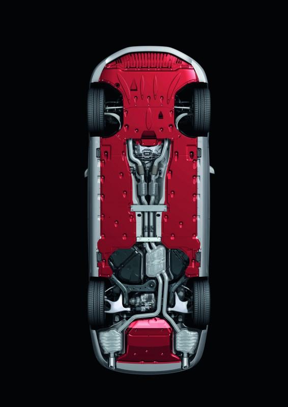 Underbody Audi Technology Portal