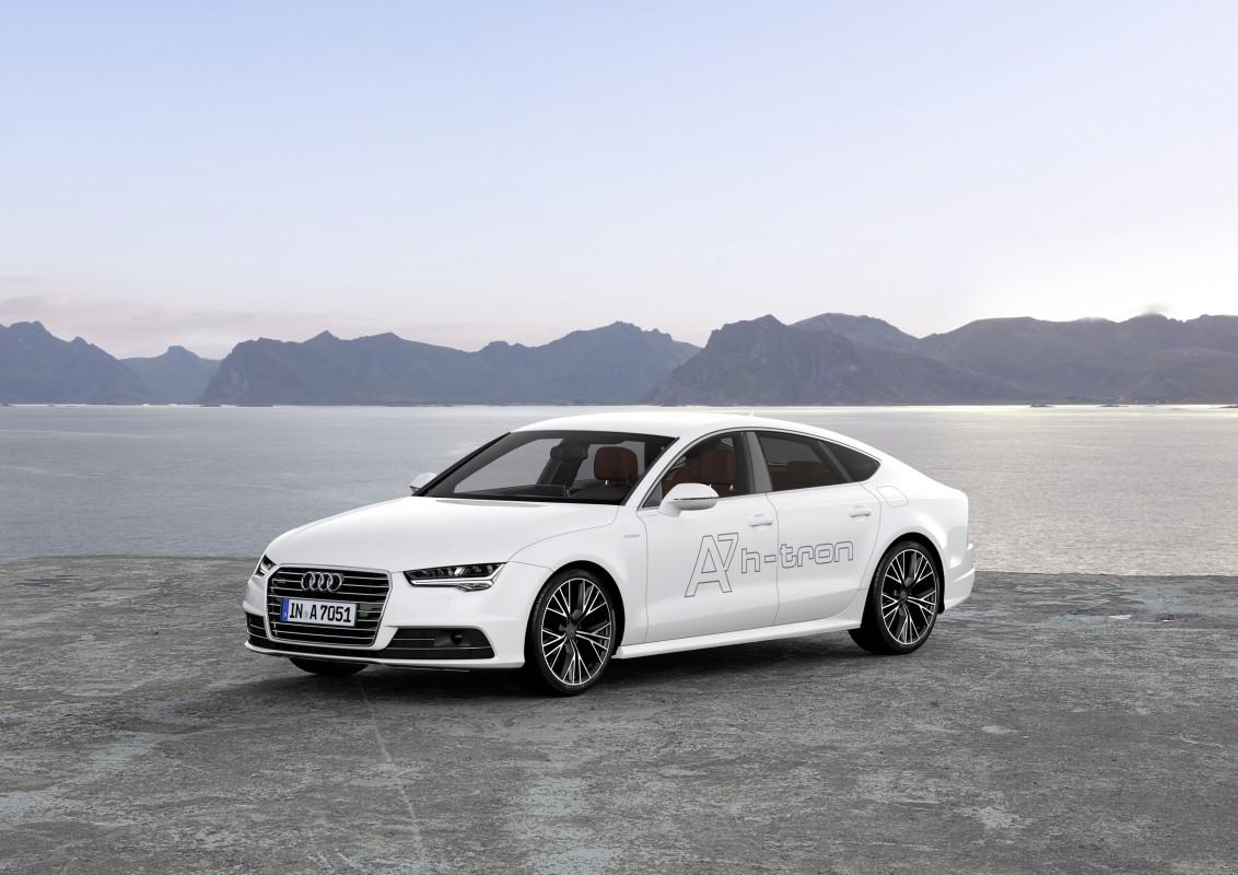 Audi A7 Sportback H Tron Quattro Technology Portal Automobile S7