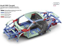 Audi Space Frame in Multimaterialbauweise
