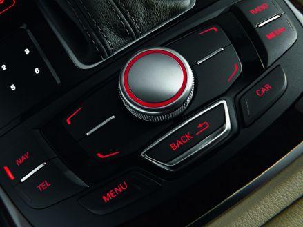 Perfektes Bedienterminal: Das MMI im Audi A7 Sportback