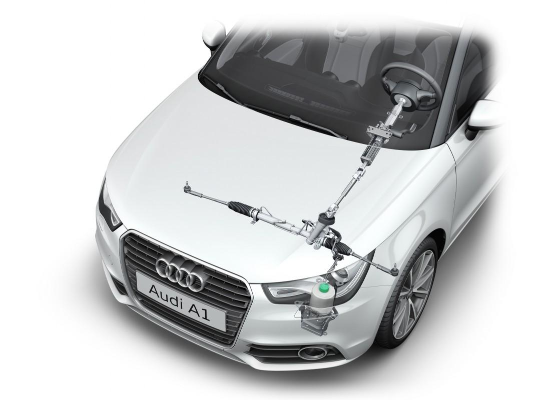 Servolenkung Audi Technology Portal