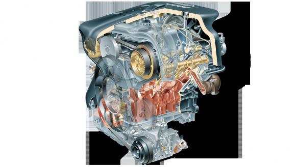 1997: Der weltweit erste V6-TDI in einem Serien-PKW