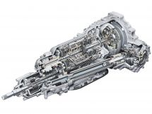 Hochkomfortabel: Achtstufen-tiptronic im Audi A8