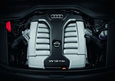 Superb: the W12 in the Audi A8 L