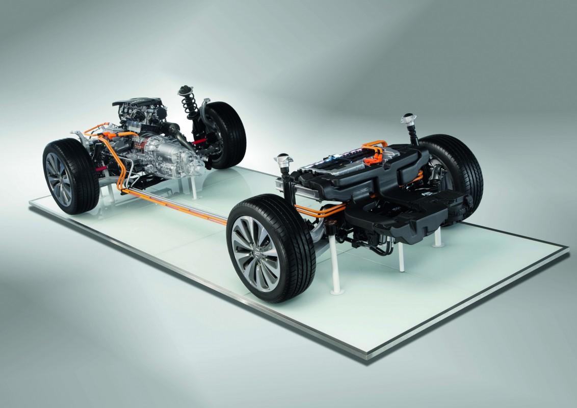 Hybrid Technology Audi Technology Portal - Audi hybrid cars