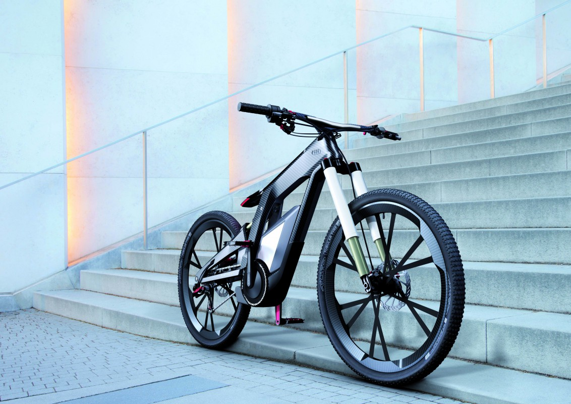 Audi E Bike Worthersee Audi Technology Portal