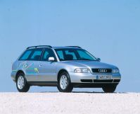 Plug-in hybrid: the 1997 Audi duo