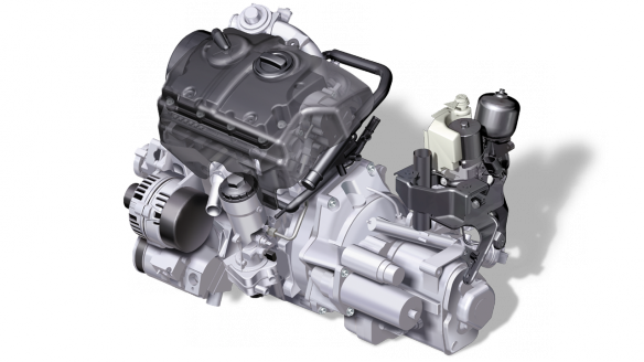 2001: three-cylinder TDI with fuel consumption of 2.99 liters per 100 km (78.67 US mpg)