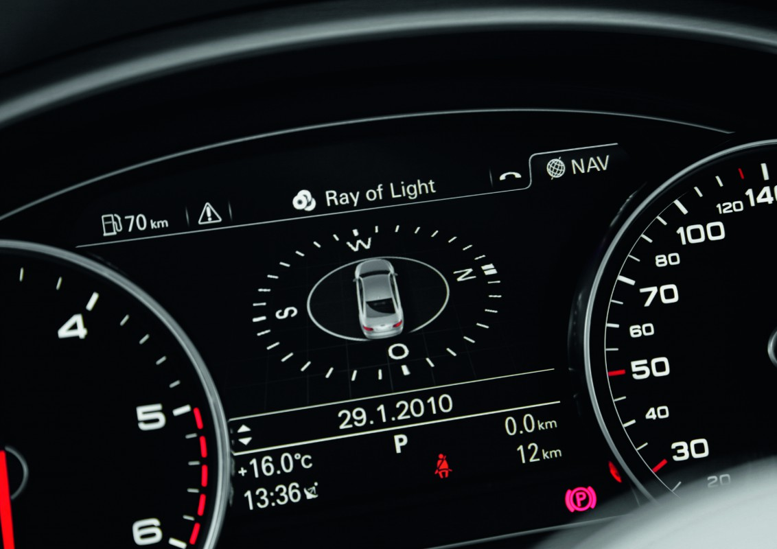 Used Audi A1 >> Driver information system/multifunction steering wheel - Audi Technology Portal