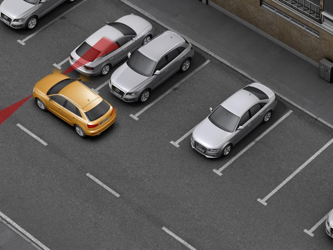 Park Assist Audi Technology Portal