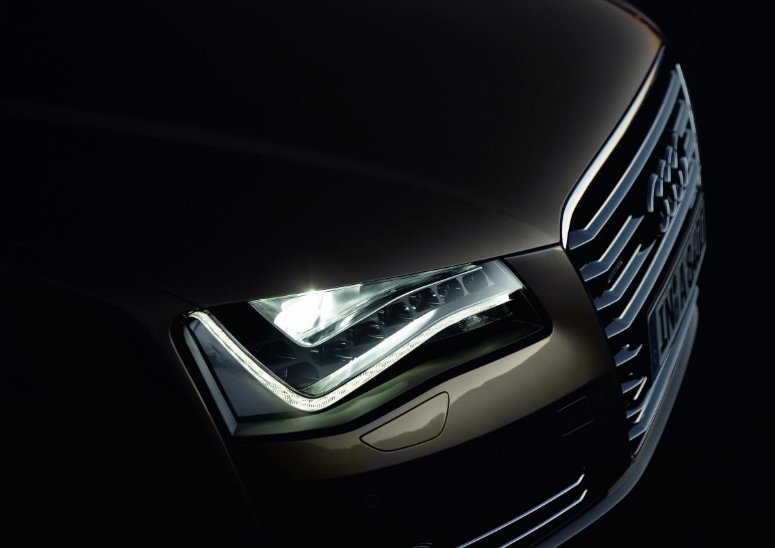 led headlights - audi technology portal
