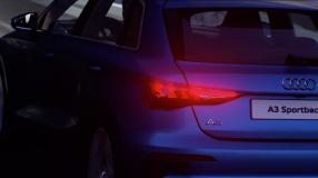 Audi A3 Sportback – Lichtfunktionen