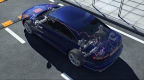 Audi S8 – Predictive active suspension