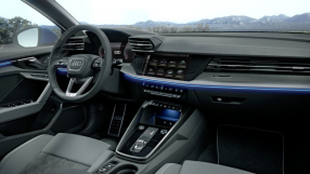 Audi A3 Sportback – Bedienerlebnis