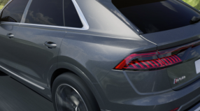 Audi SQ8 – Sport suspension with electrically empowered compressor