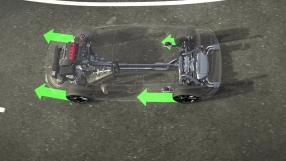 Audi RS 3 Prototyp - RS Torque Splitter