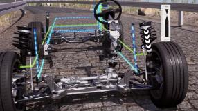 Audi A3 Sportback - adaptive suspension