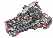 Front-wheel drive transmission