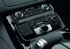 Fingertip input: the MMI touch in the Audi A8