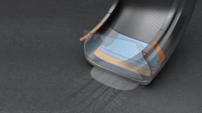 Reifen im Schnitt: Neue Technologien für geringen Rollwiderstand