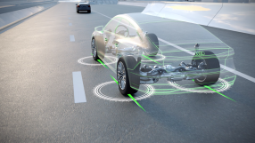 Lenktechnologie – Dynamic all-wheel steering