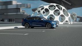 Audi e-tron S Sportback – drivetrain construction, twin motor and coolant circuit