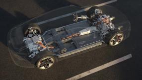 Audi RS e-tron GT – Antriebskonzept