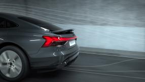 Audi e-tron GT – Aerodynamik DE