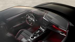 Audi RS e-tron GT – Interieur Design und Sitzposition