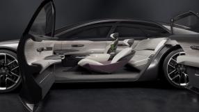Audi grandsphere concept – Interieur Design
