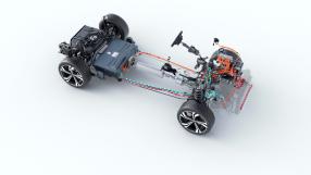 Audi Q3 Sportback 45 TFSI e – system layout