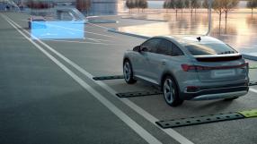 Audi Q4 Sportback e-tron – AR Head-up-Display