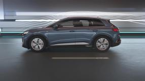 Audi Q4 e-tron – Aerodynamik