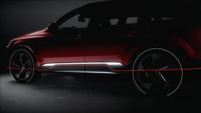 Audi Q7 – Design