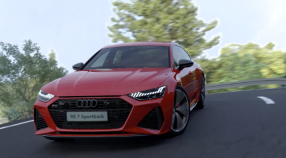 Audi RS7 Sportback - Dynamic ride control