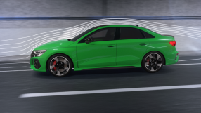 Audi RS 3 – Aerodynamics