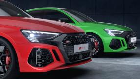 Audi RS 3 – Design and daytime running light