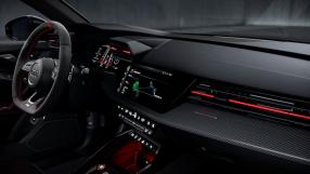 Audi RS 3 – Interior design