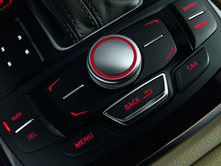 The perfect control terminal: the MMI in the Audi A7 Sportback