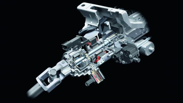Überlagerungsgetriebe: Die Dynamiklenkung im Audi A8
