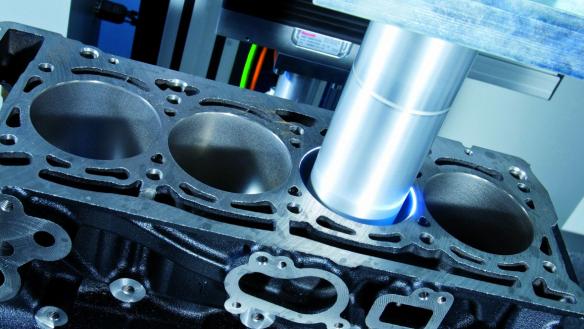 Hightech: Audi nutzt modernste Verfahren im Motorenbau