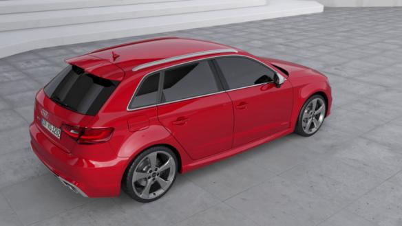 Der 2.5 TFSI im Audi RS 3 Sportback
