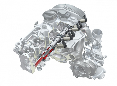 Variabler Ventilhub: Das AVS von Audi