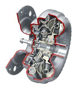 tiptronic torque converter