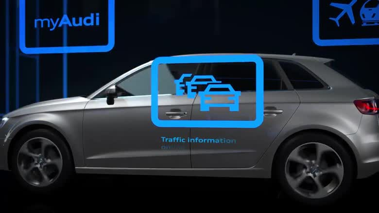 Audi Connect Audi Technology Portal - What is audi connect
