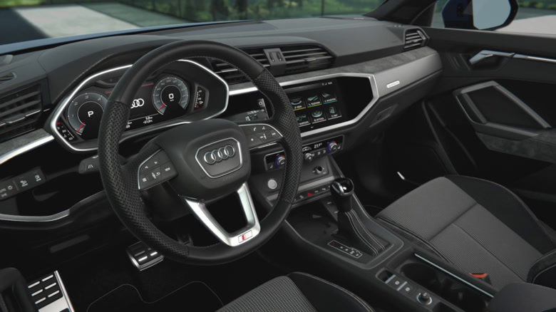 Audi Q3 – Infotainment and 3D-Sound