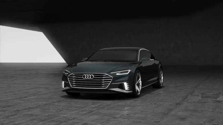 Audi prologue Avant