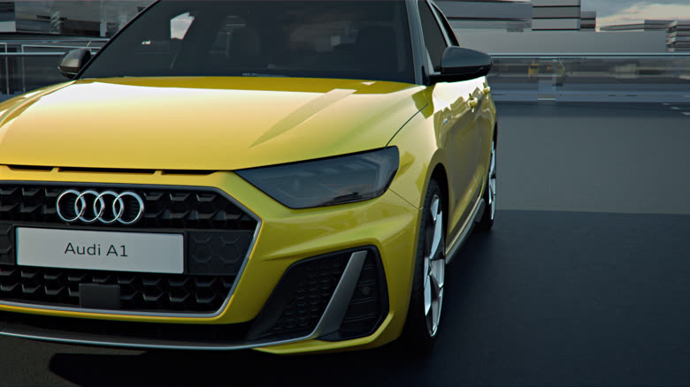 Audi A1 Sportback - Infotainment Connectivity + Licht_EN