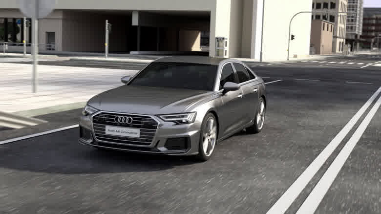 Audi A6 Limousine – Adaptive Cruise Assist